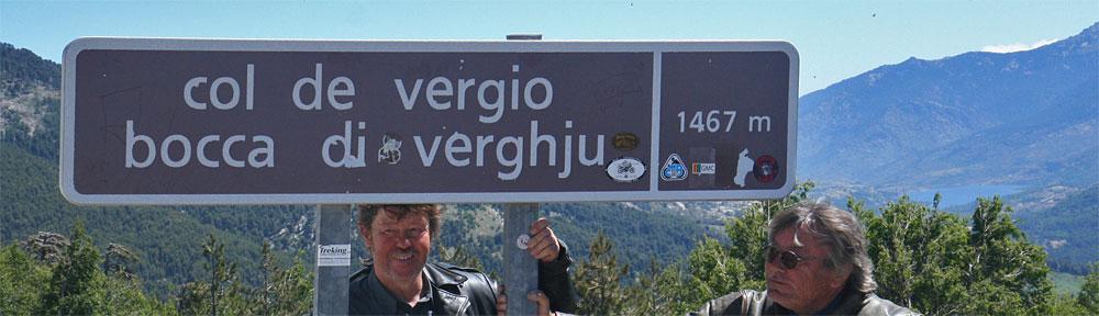 Mit dem Motorrad 3 Monate durch Europa